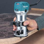 Fresadora de superficie Solid Surface Makita 700W
