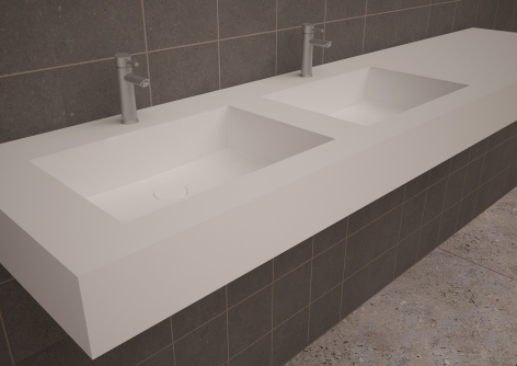 Encimera Baño Solid Surface