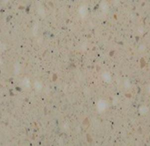 Franke Giove (Fossil Papyrus) Placa Solid Surface 3680 x 760 x 12 mm
