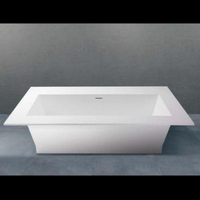 Bañera integrable solid surface 1700 X 700 X 388 mm int.