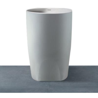 Lavabo solid surface top Betacryl totem 54,8 X 41,6 X 88 cm ext.